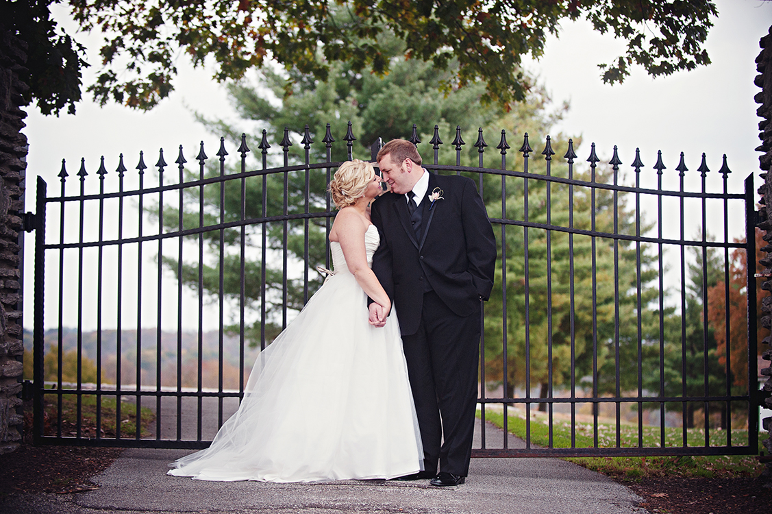 Image by Leah Robbins Photography .Dearborn Country Club, Aurora, IN.