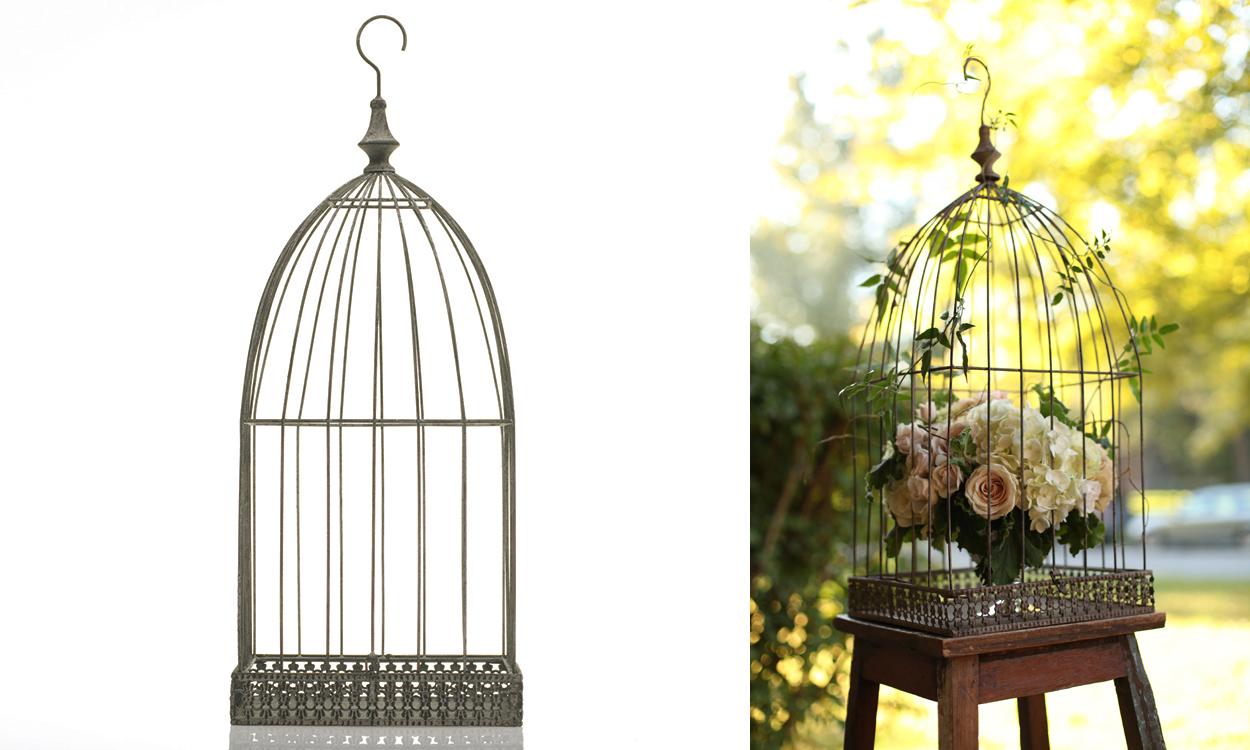 Delia Bird Cage