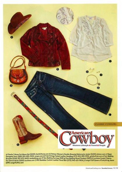 American Cowboy Vintage hand tooles purse .jpg