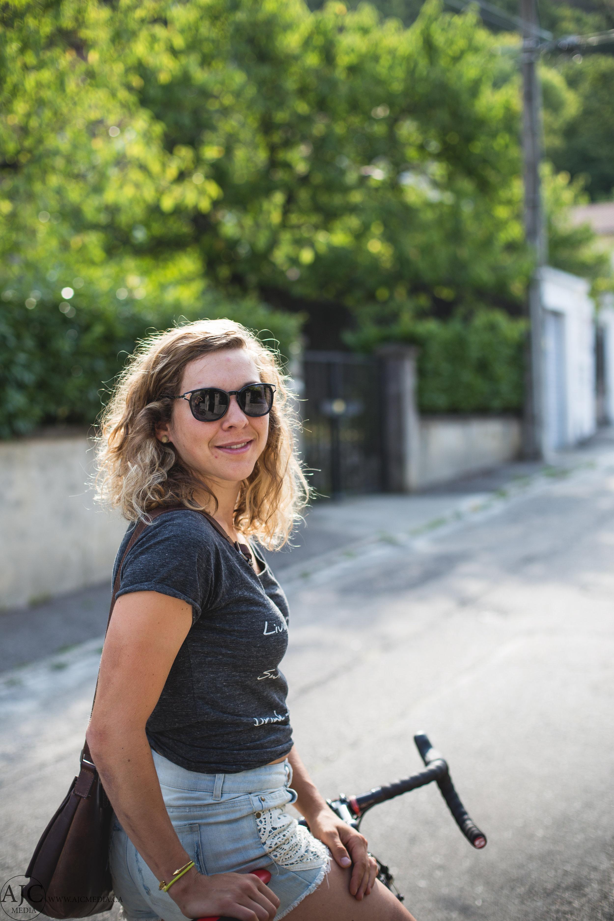 Pre-Bike Adventure