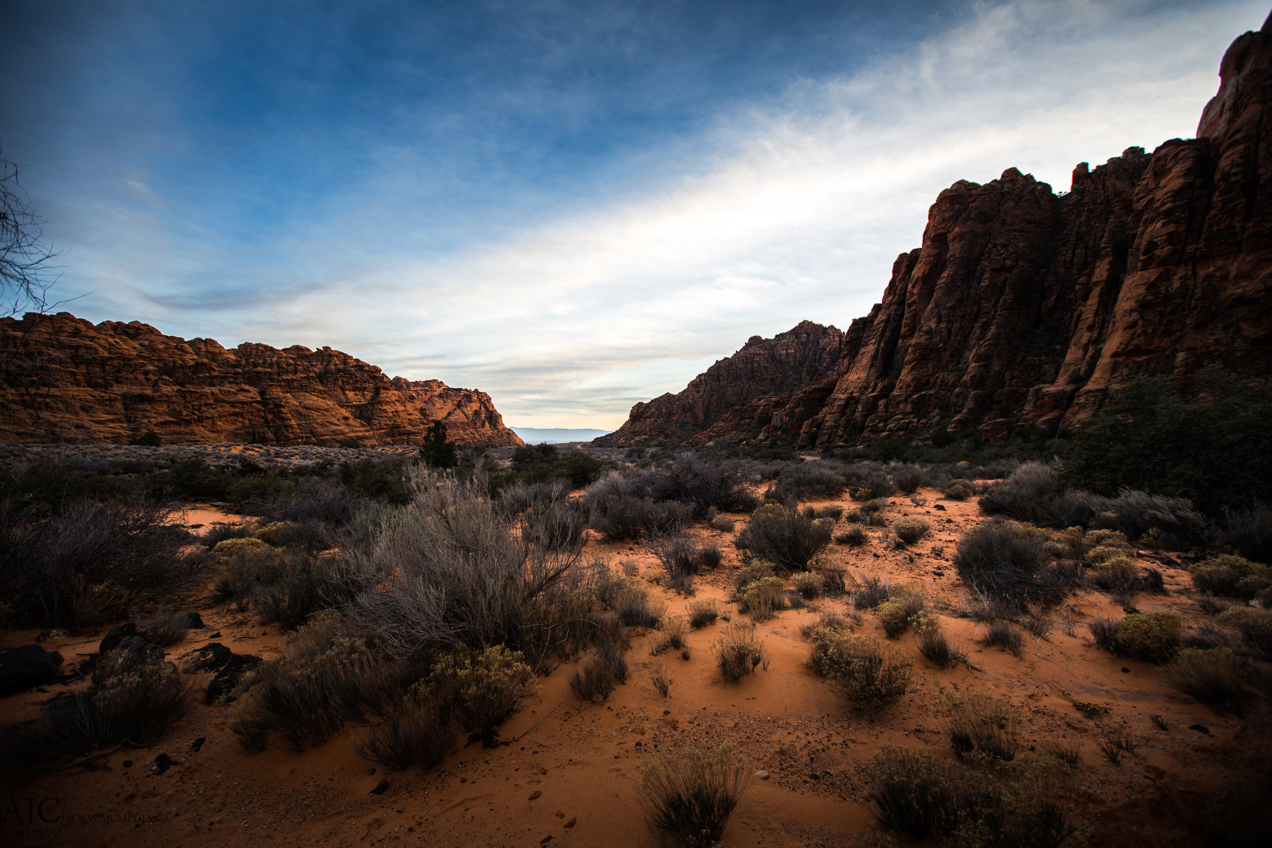 Snow Canyon has some pretty incredible sights, you should go there...