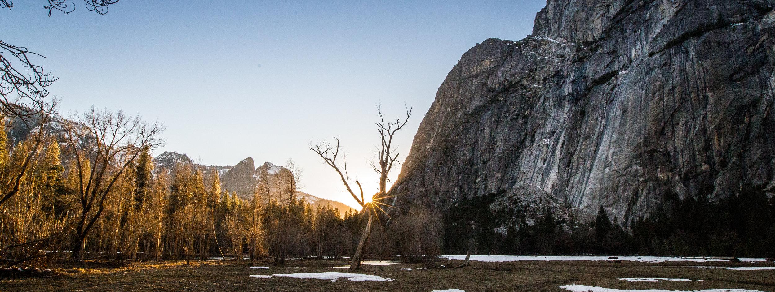 El Capitan, Yosemite Valley, CA