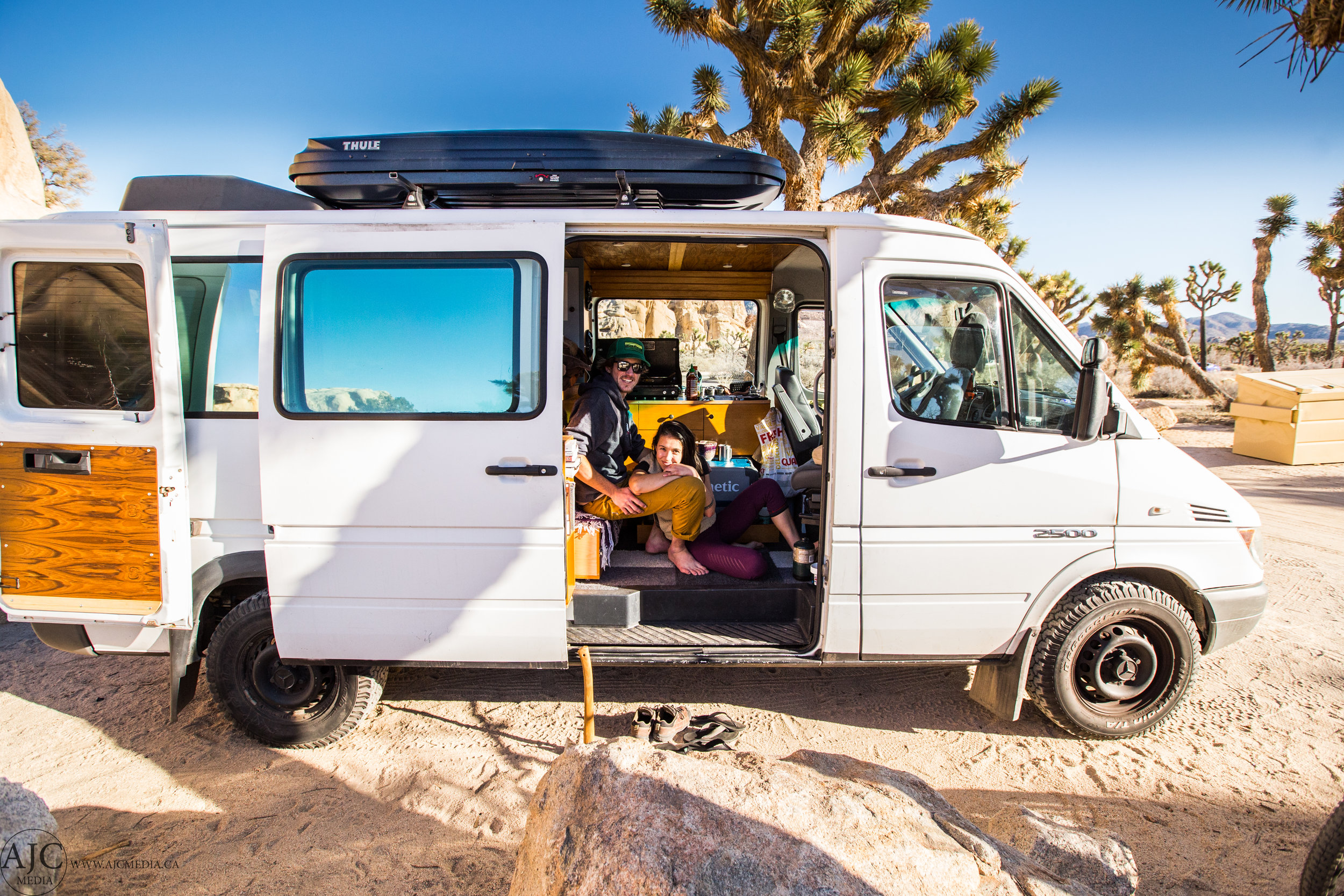 The Power Couple: These kids are super duper rad, they climb, mountain bike, hike and ski tour. To boot, Flynn is a mountain guide and Maleea a geologist. Much like many others they've embraced the mobile vanlife and converted their sprinter van to live out of while adventuring around the Western states.