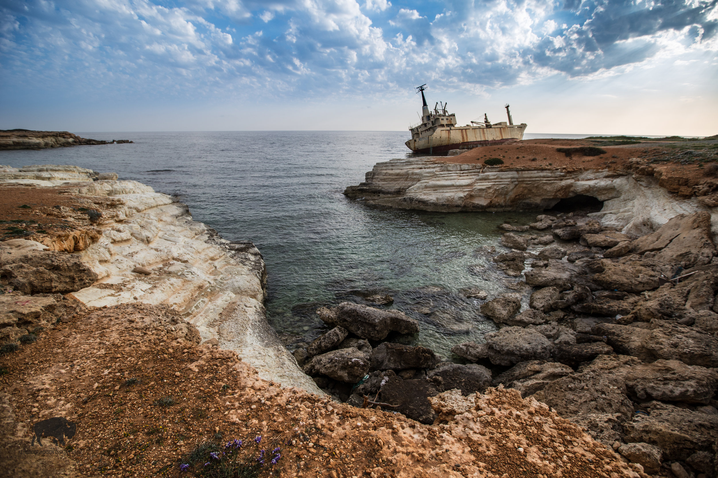 Sunsets, sea caves and shipwrecks.
