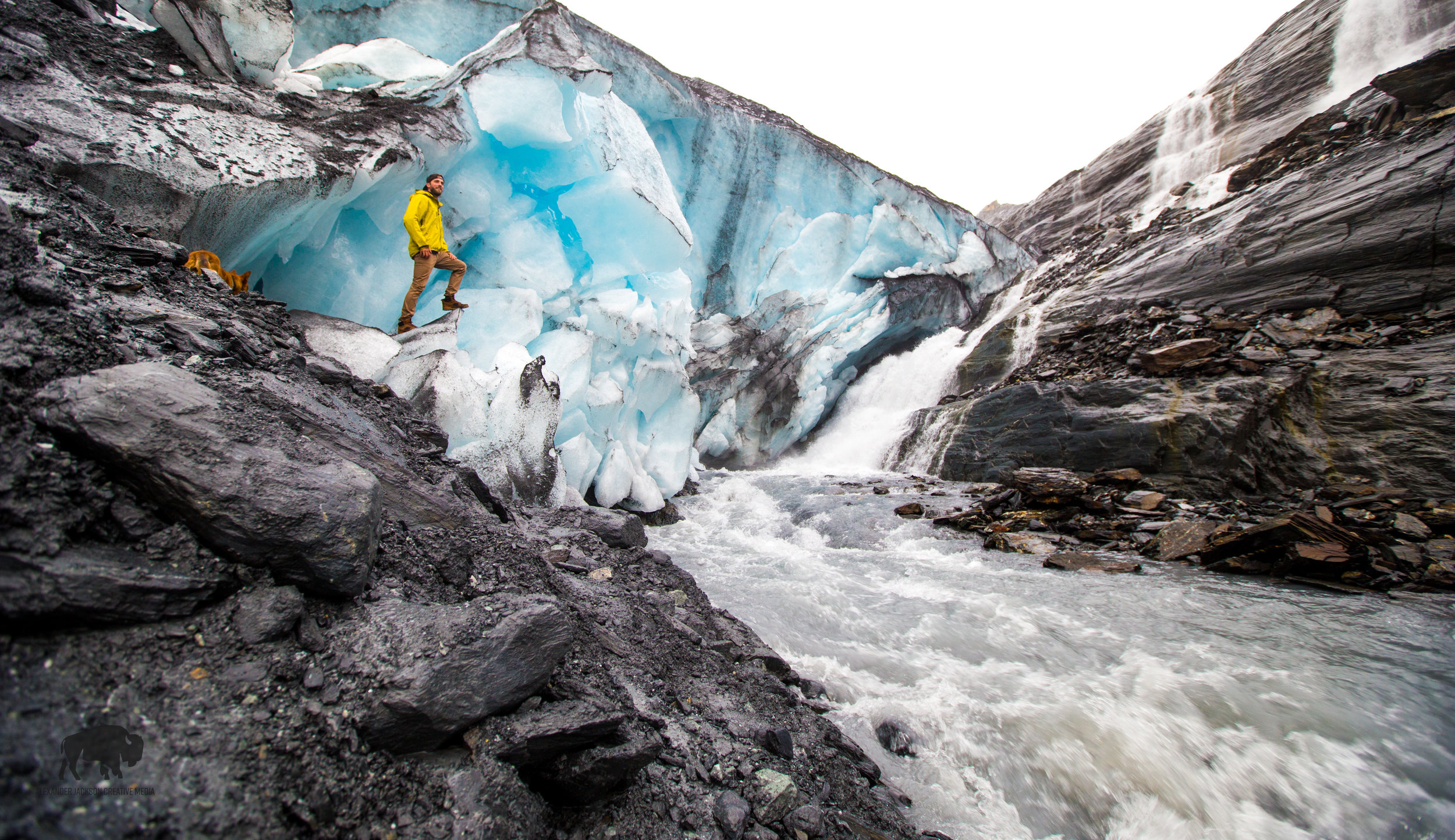 Does this glacier make me look epic?