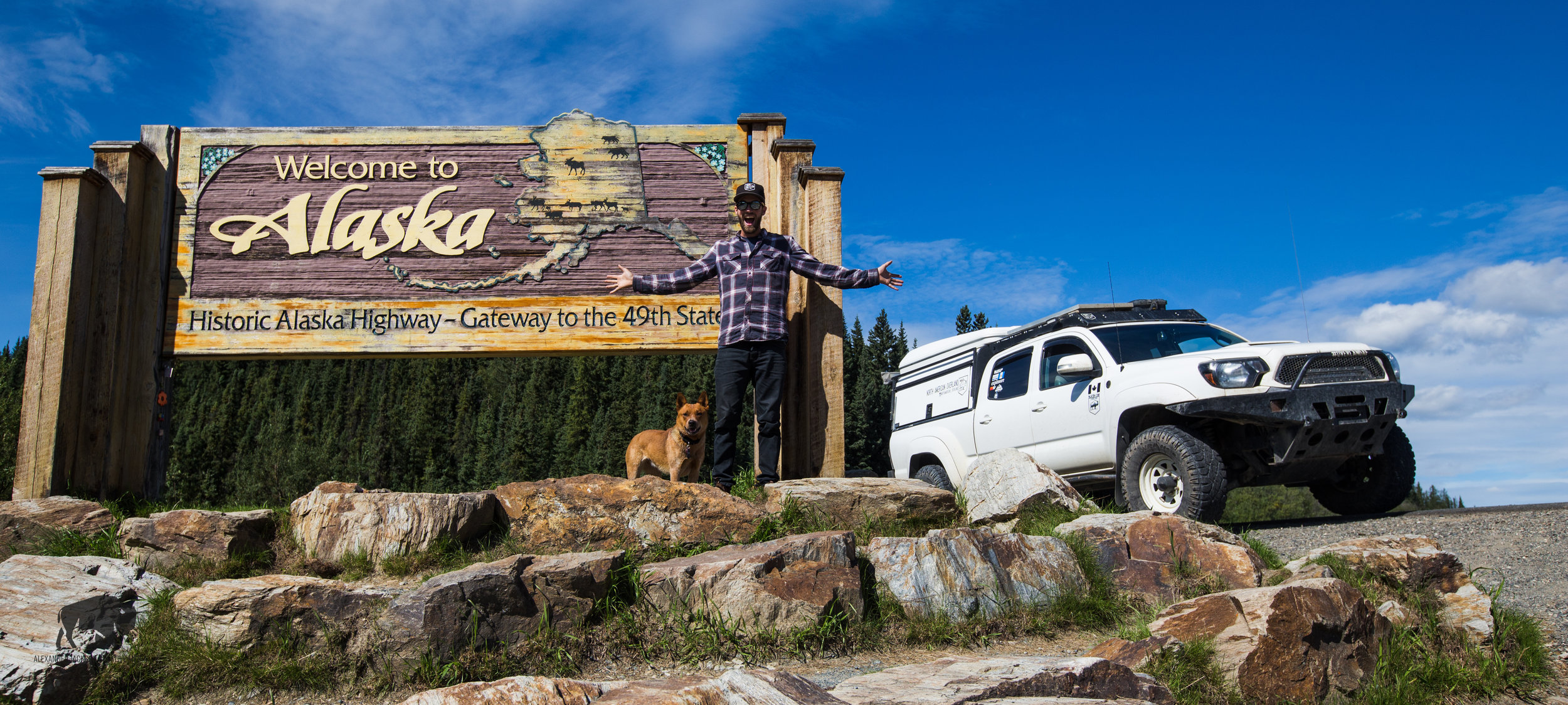 Good bye Alaska! I'll be back one day!