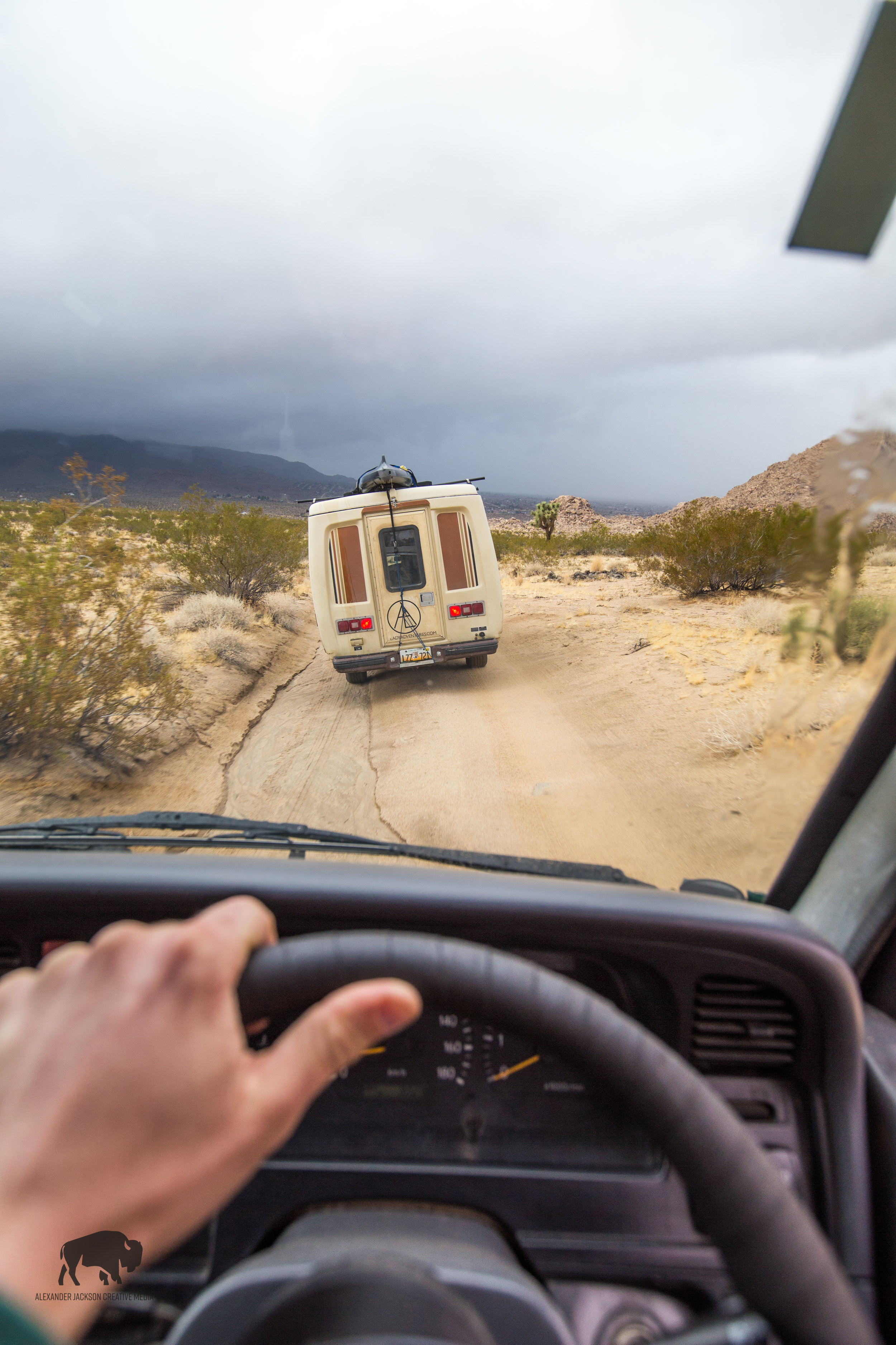 Following Genevieve out to Joshua Tree. I got the low down on the climber hang out and best burrito's in Desert Hotsprings that day...mmmm, I long for those burritos.