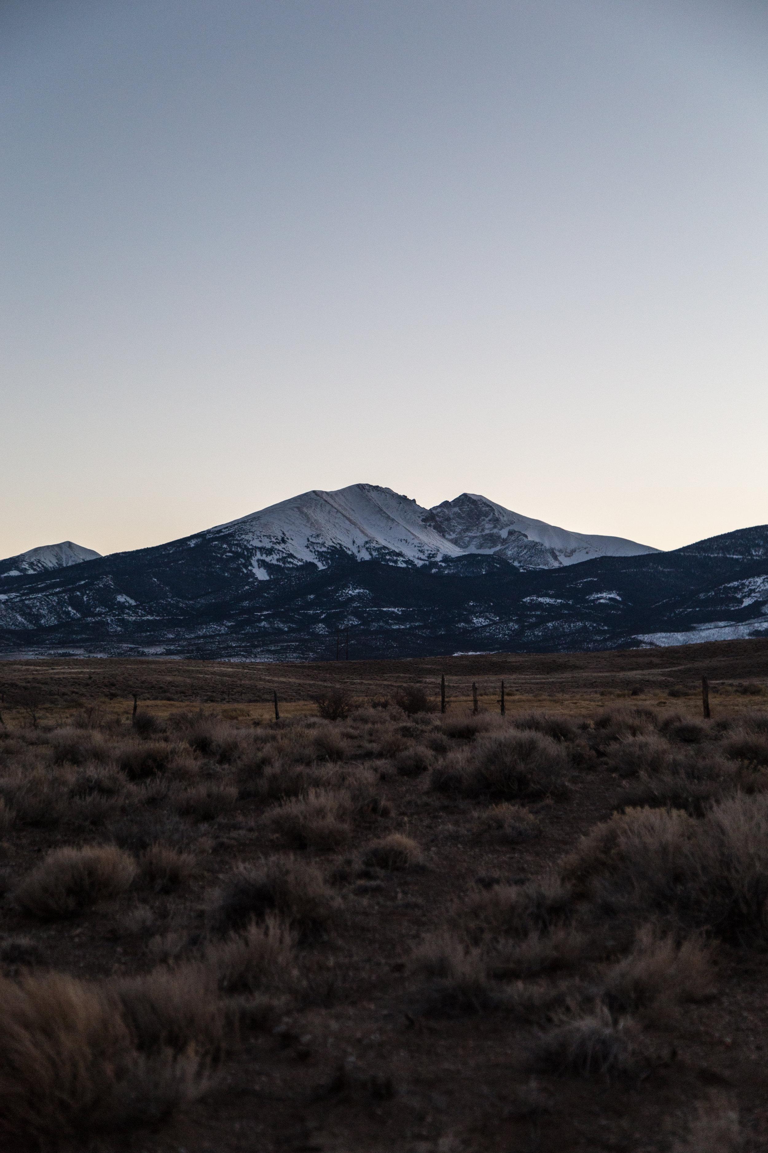 Great Basin National Park, Nevada.