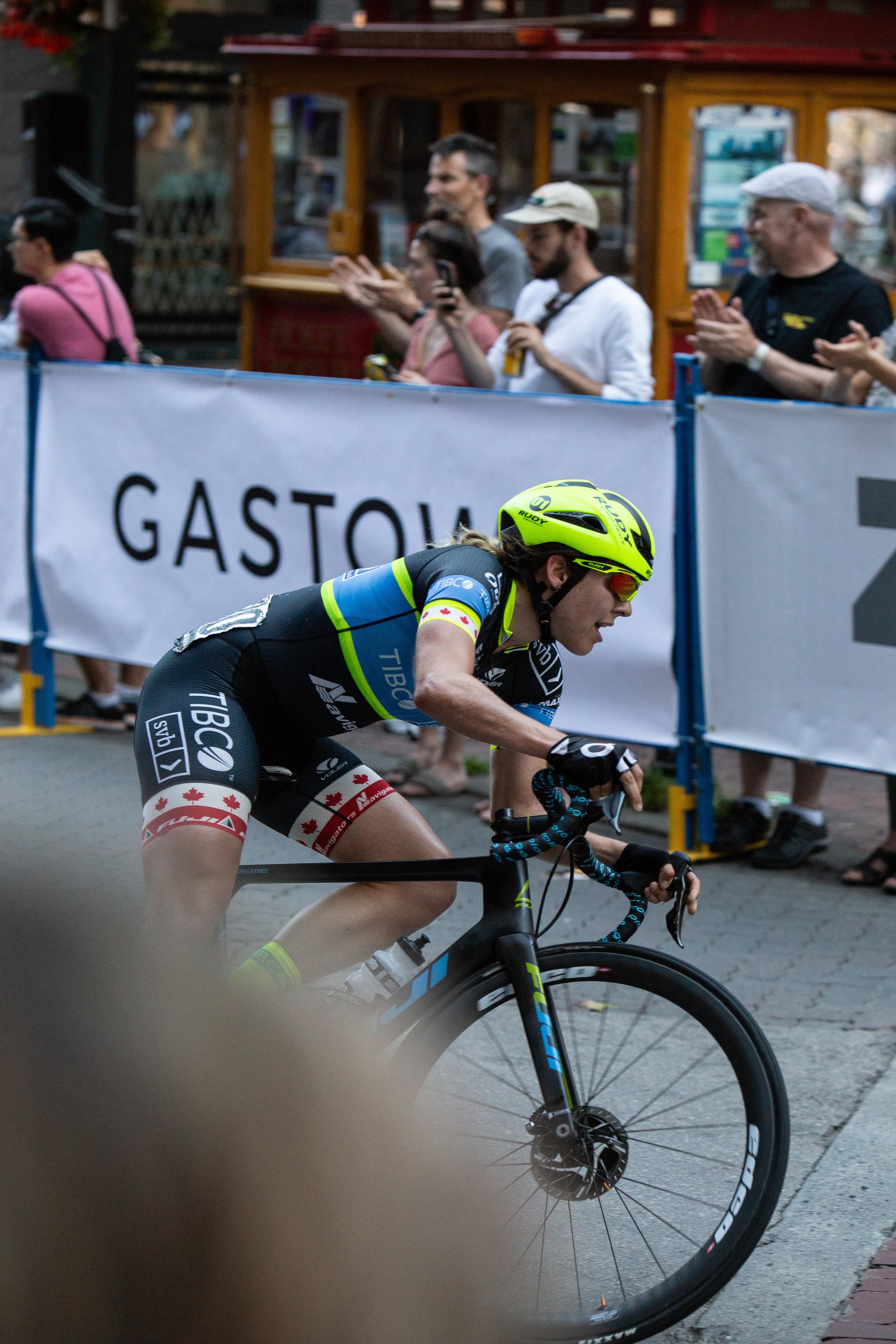 Gas Town Grand Prix, 2018