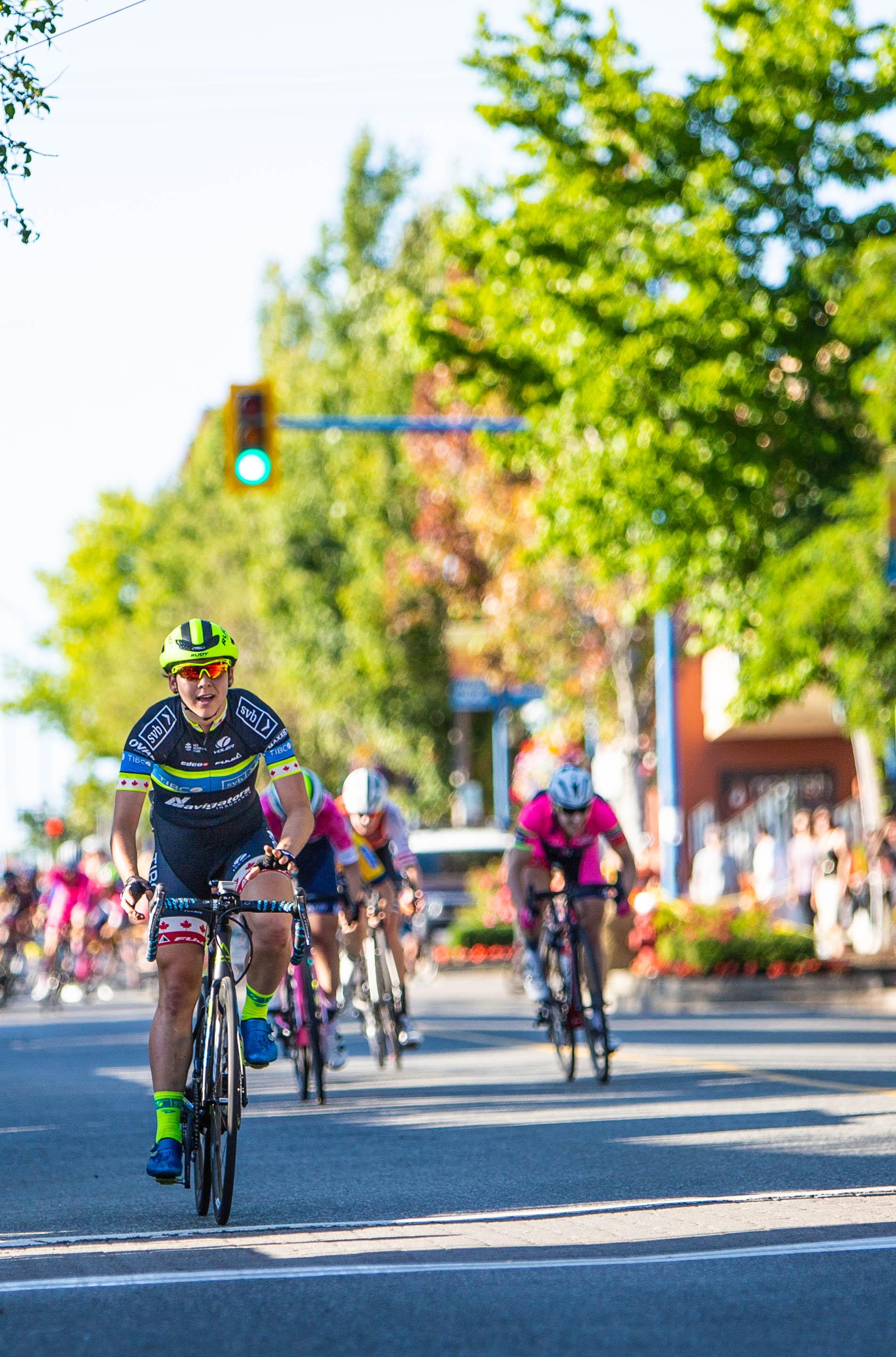 Tour de White Rock, 2018