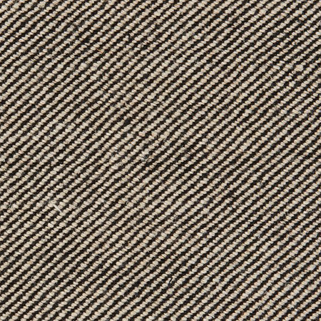 diagonal woven linen
