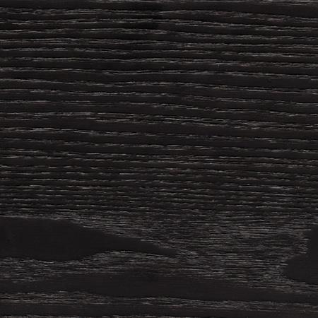 ebony-stained ash