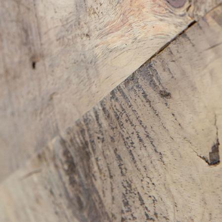 salvaged wood
