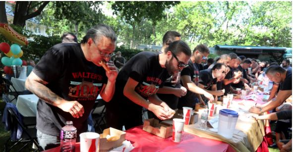 Hot Dog Eating Contest.JPG