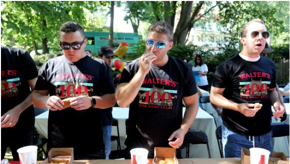 Hot Dog Eating Contest 1.JPG