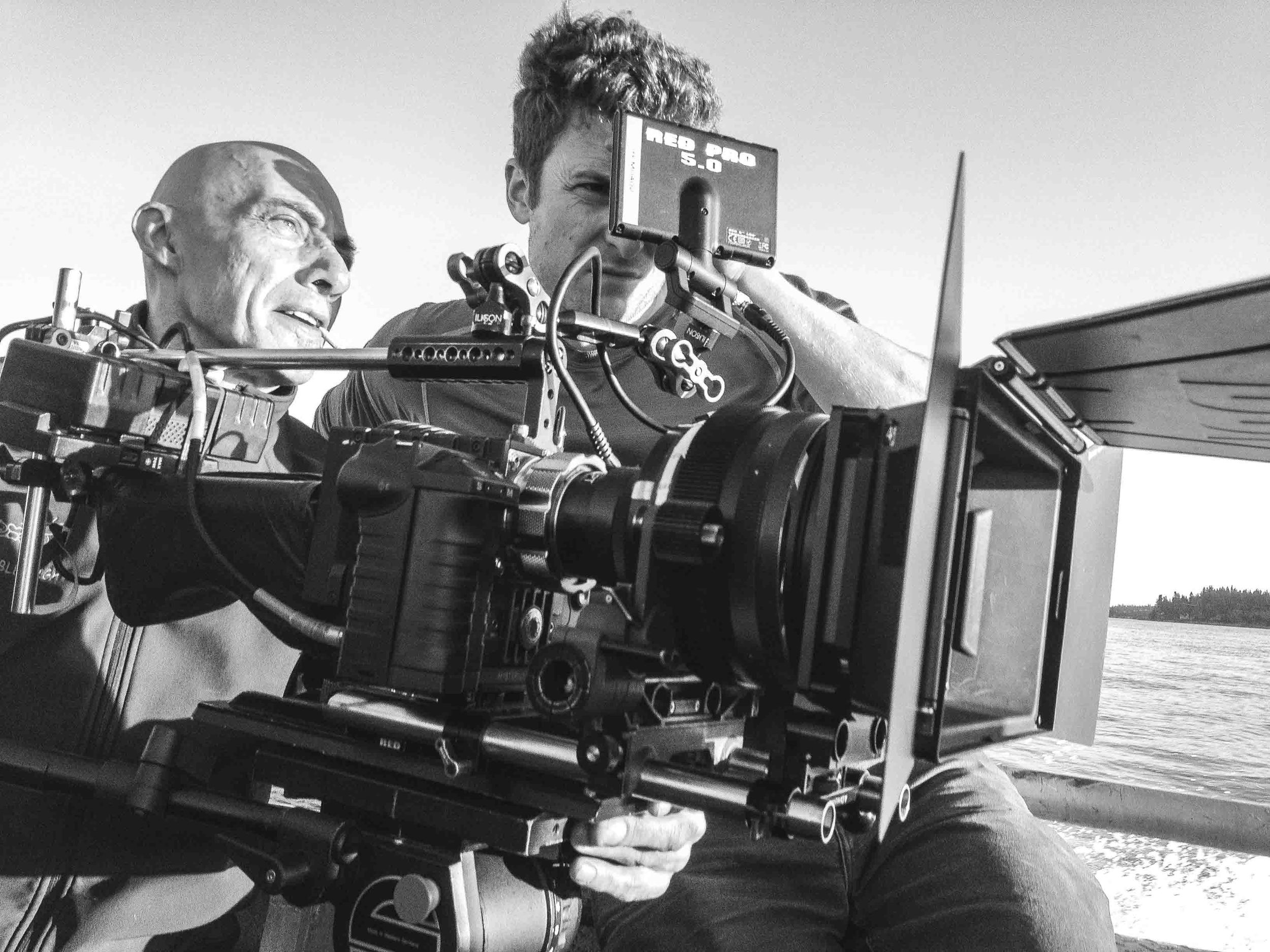 Cinematographer Ray Flynn and Cinematographer/Producer Nick Hall