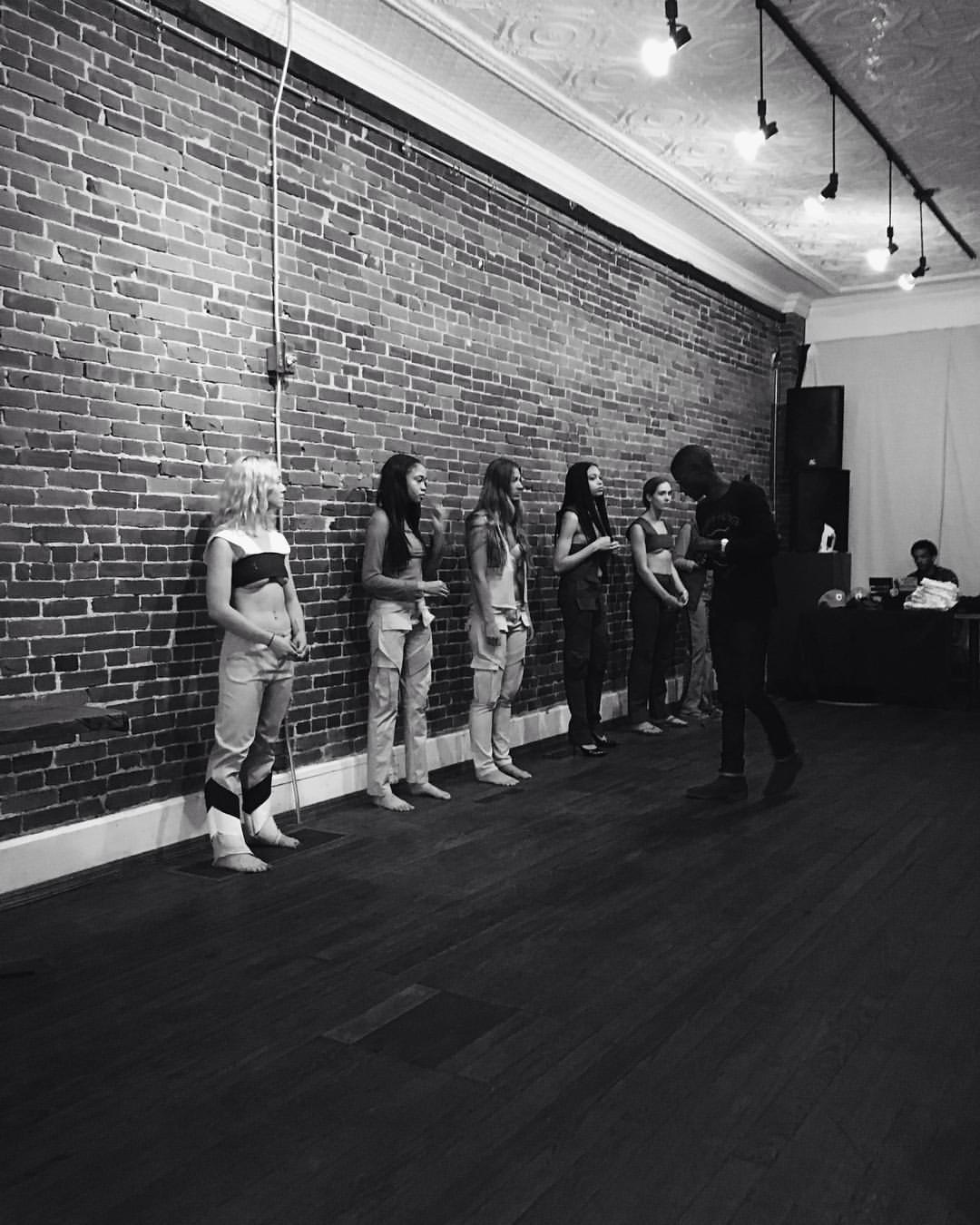 - -hassani, ofWIND Presentation Rehearsal 2016