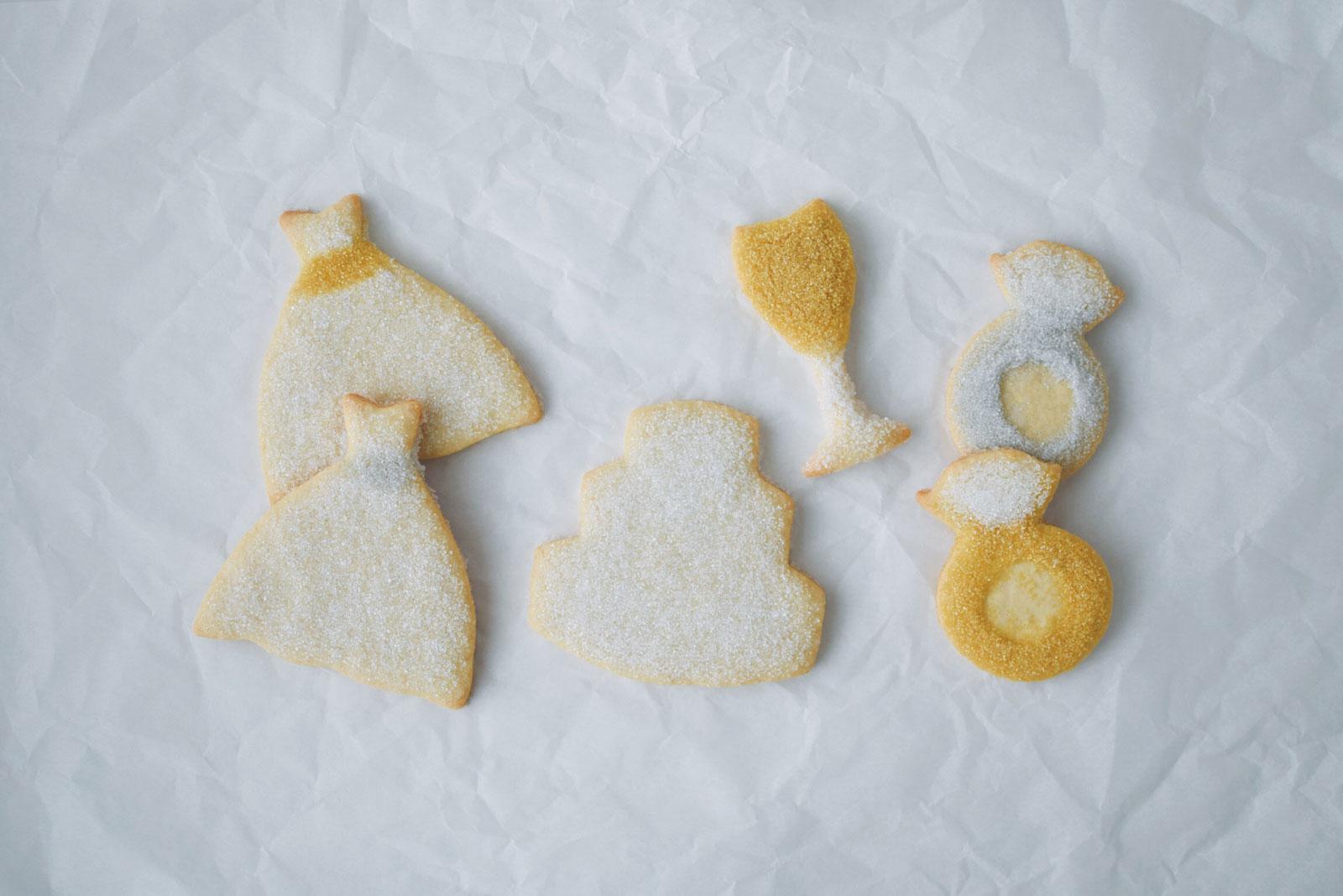 Sanding Sugar Wedding + Bridal Shower