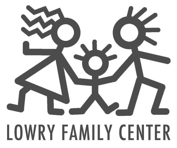 Lowry Family Center Logo