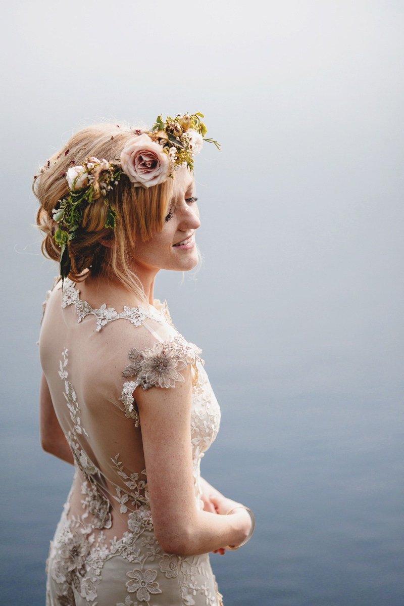 Passion for Flowers and Ross Harvey Photography flower crown