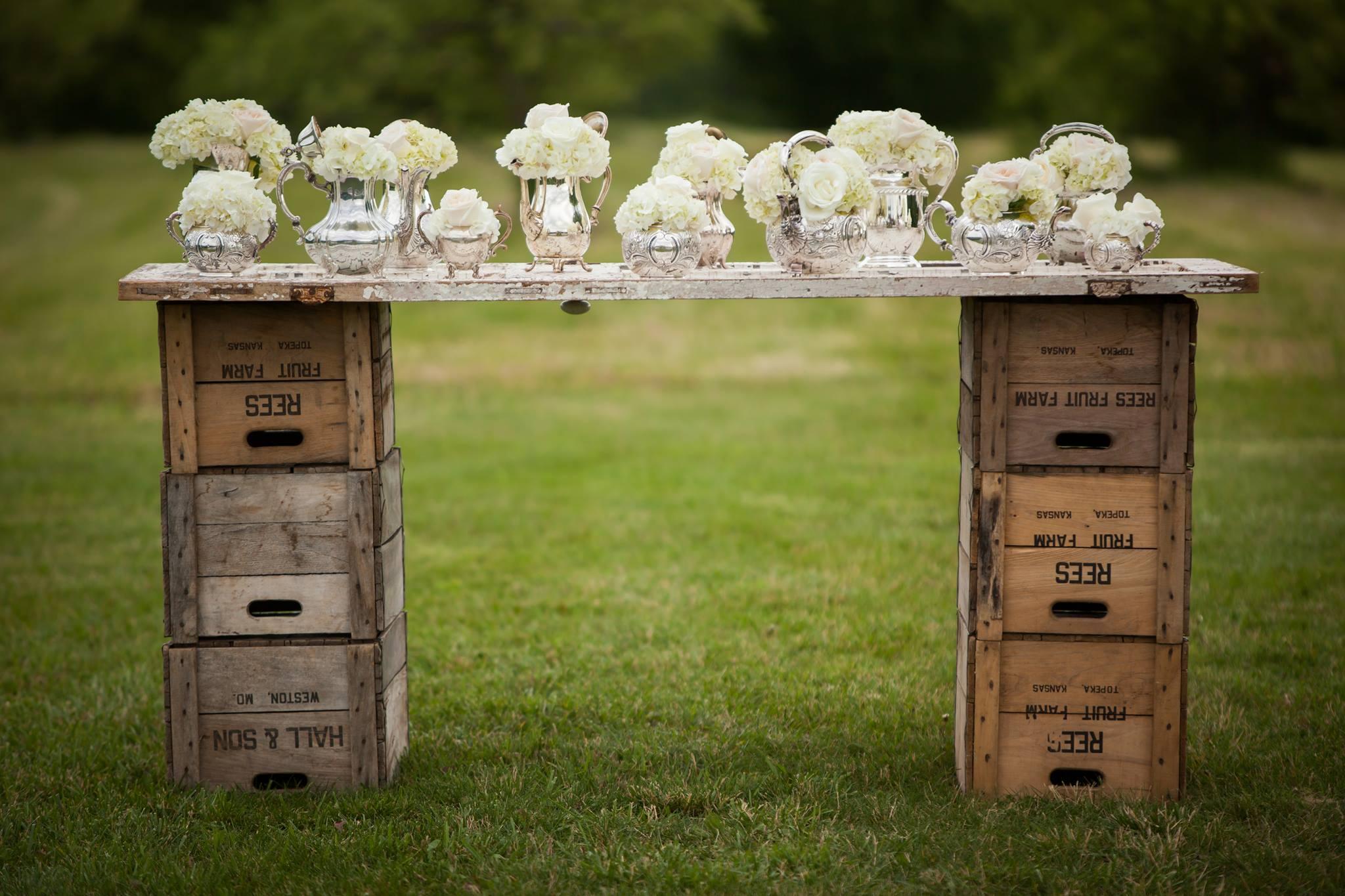 Andrea K Grist Floral Designs    Image:  Freeland Photography