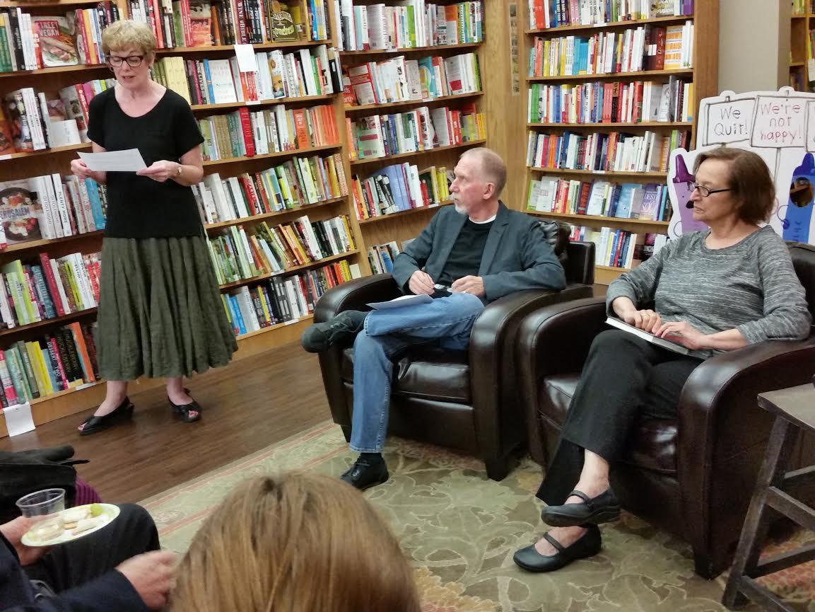 City Lit Books, June 2015