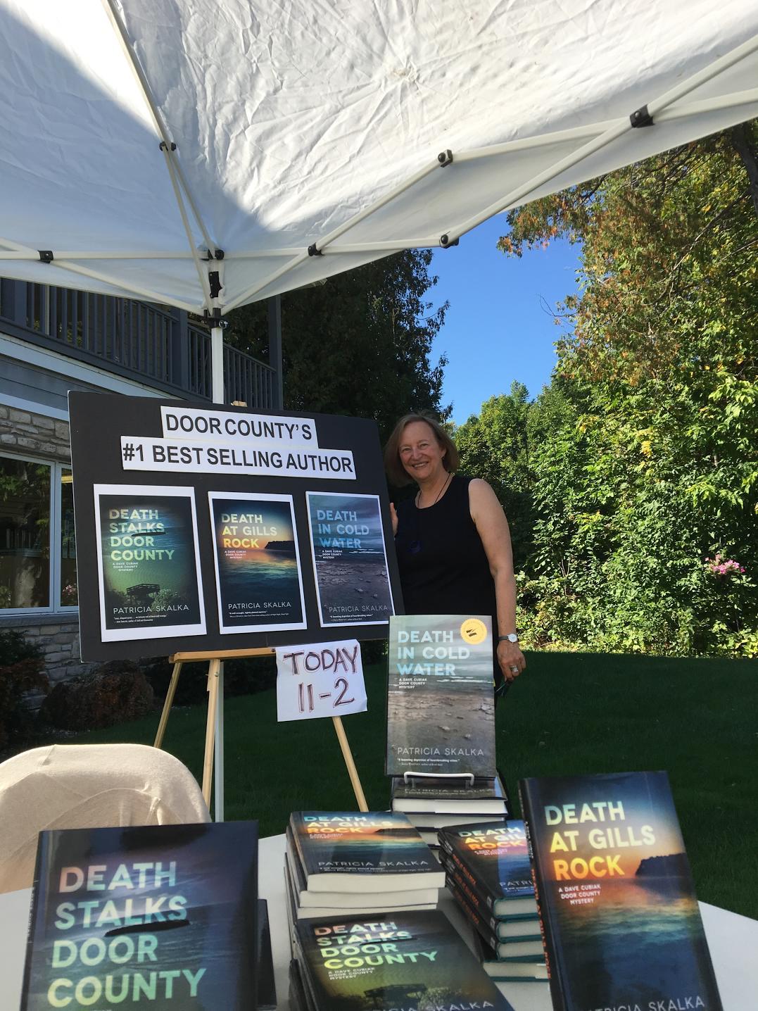 The Peninsula Bookman, Fish Creek WI, September 2017. Photo by Phillip Schneider