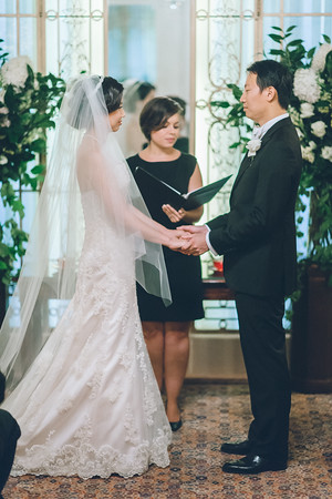 Lotos Club Wedding Ceremony Officiant Danielle Giannone.jpg