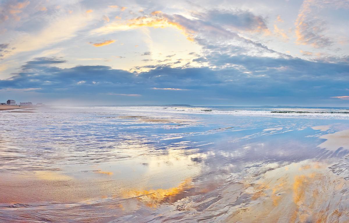 Dawn Sky Reflection