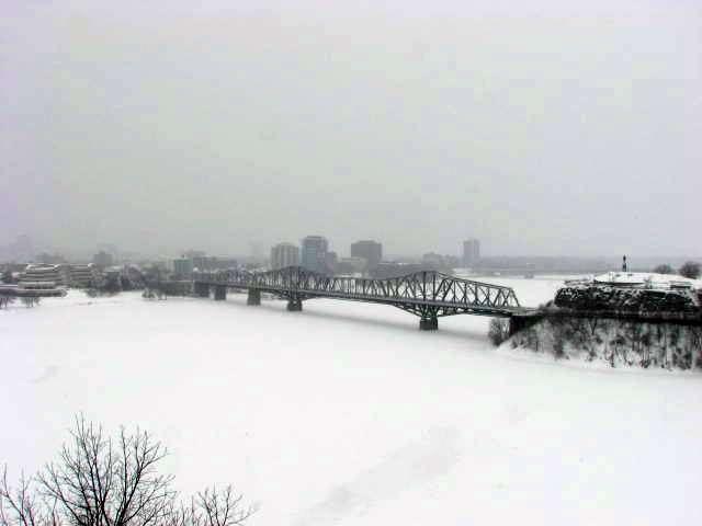 Alexandria Bridge to Quebec