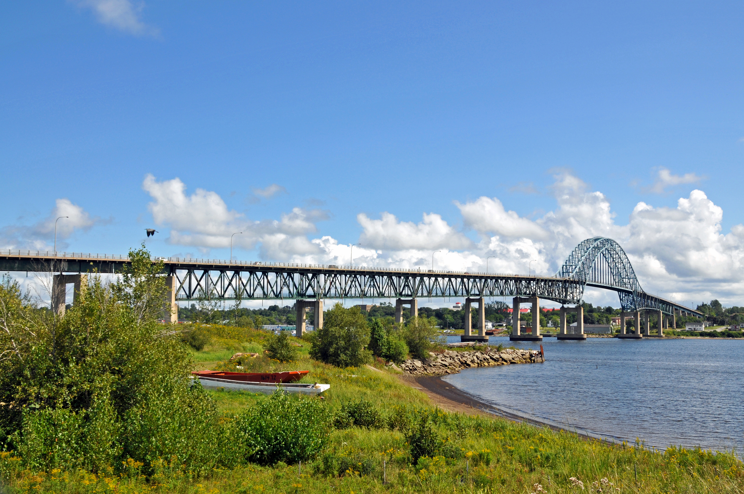 Centeniel Bridge (image from wikipedia)