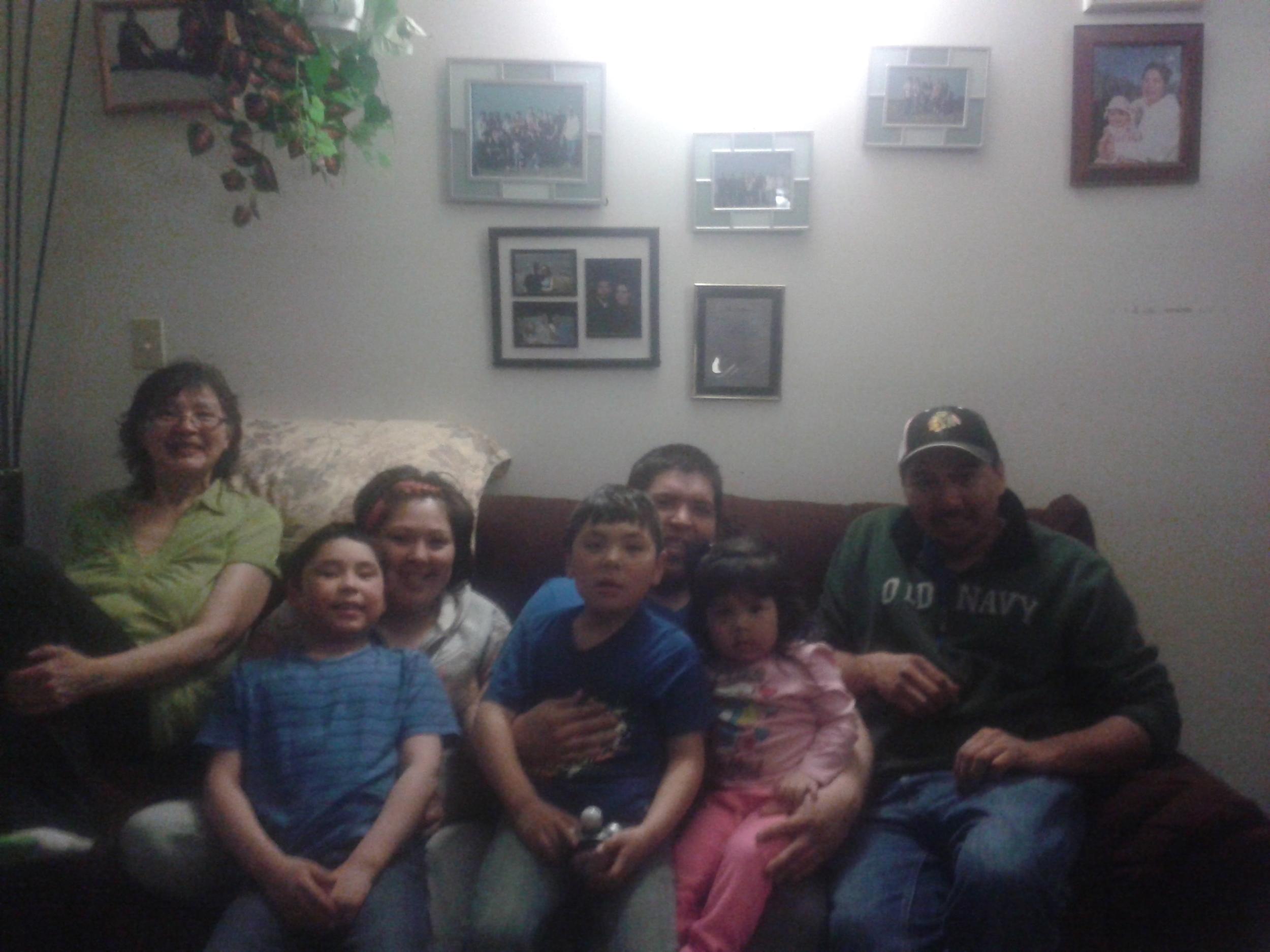 The Mcleod family