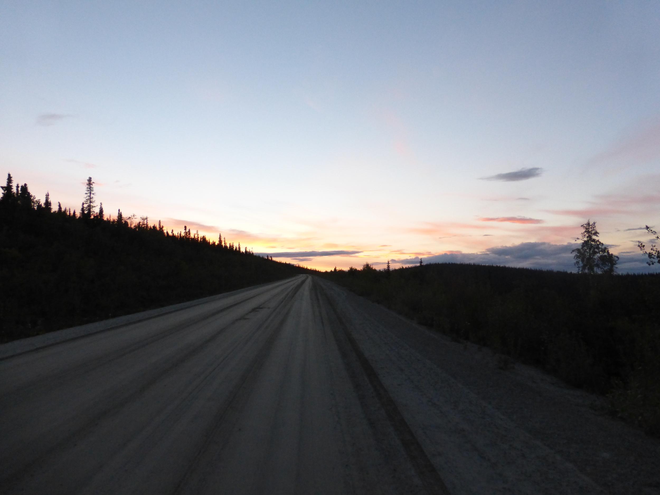 1. Dawson City