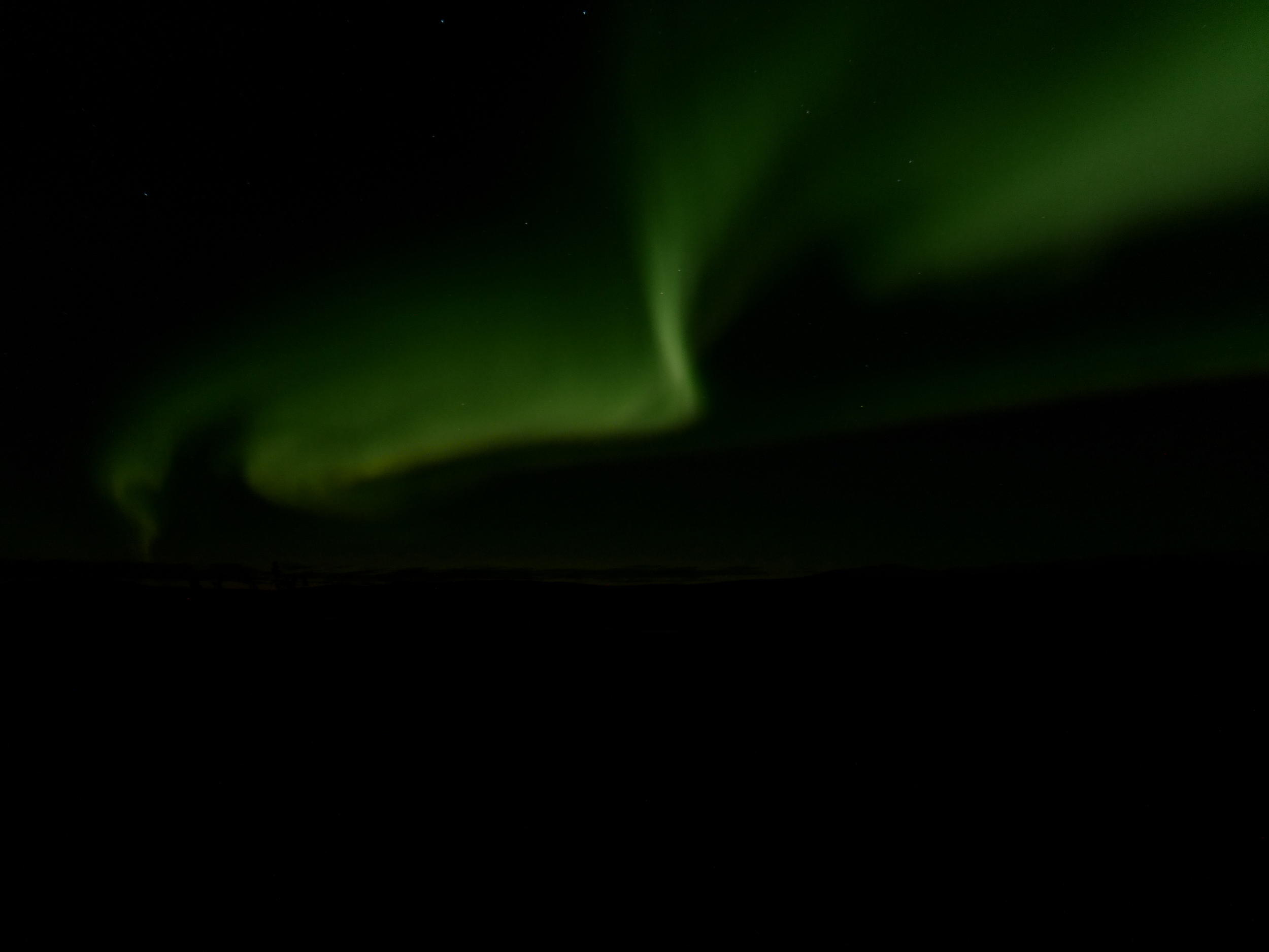16. The Northern Lights
