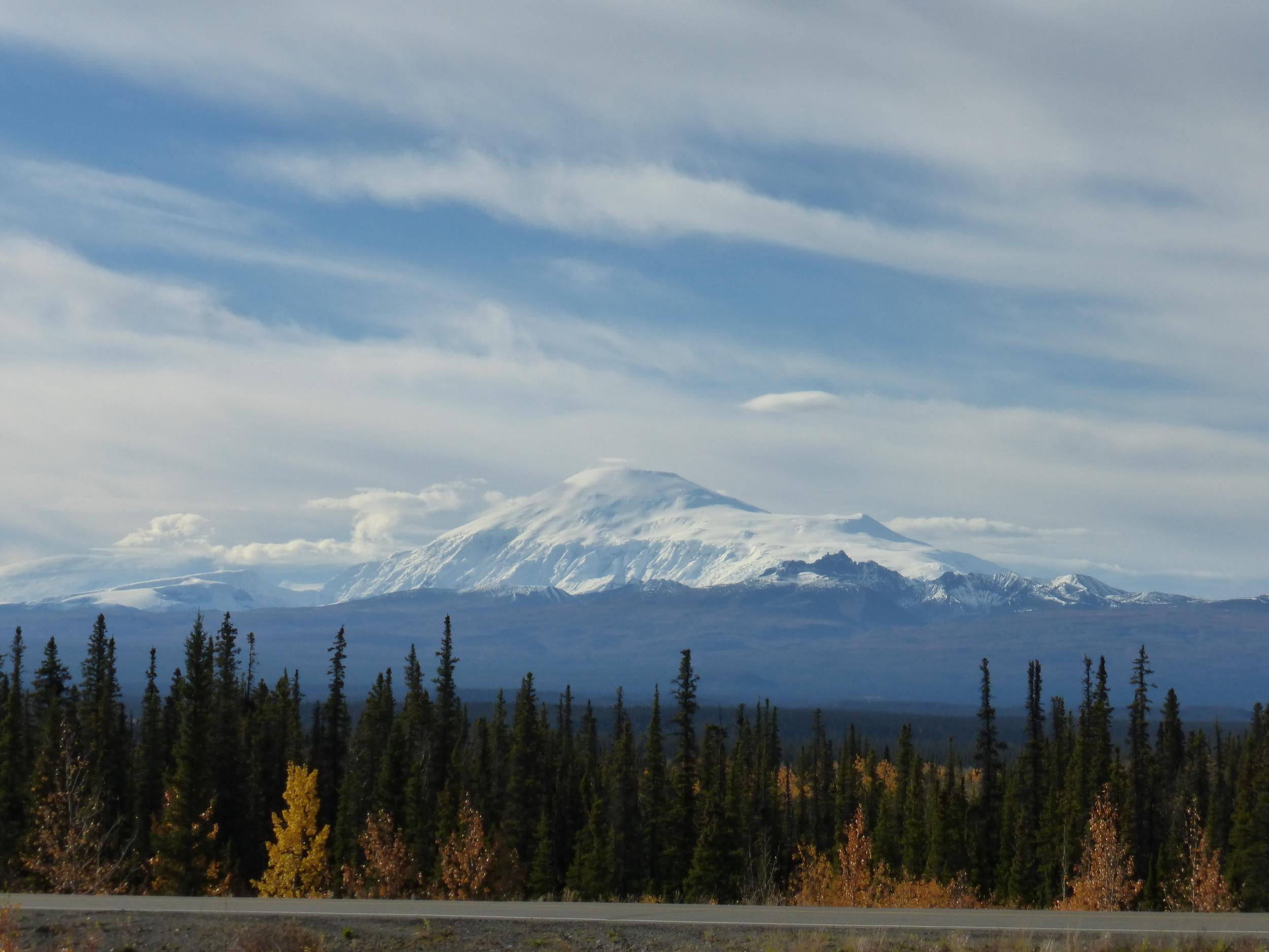 30. Mt. Blackburn