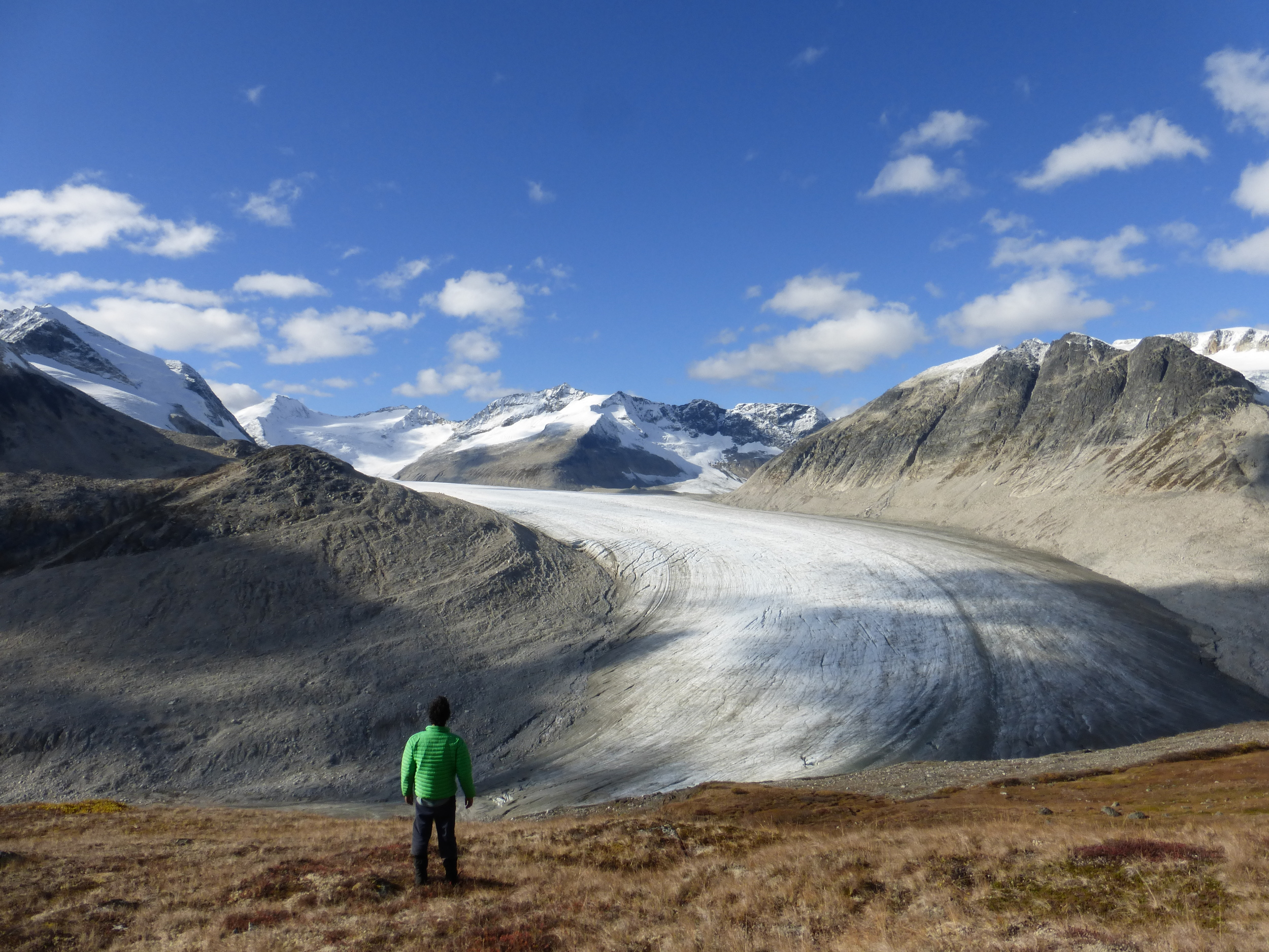 38. Samuel Glacier