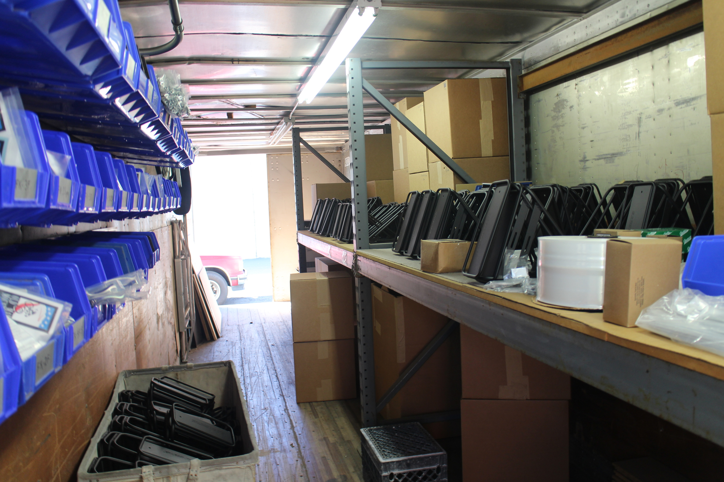 Shipping and storage