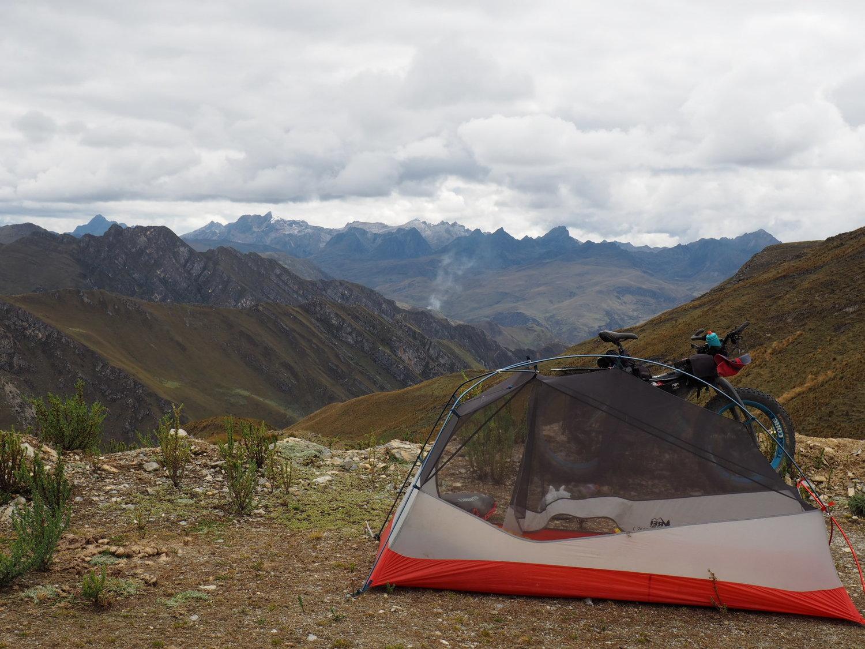 Tent, Sleeping bag, mat