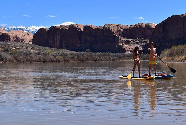 Colorado river #sup What are your weekend plans?