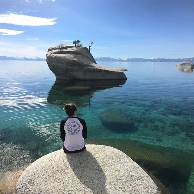 Where has spring break taken you? Our upcoming WFA course is April 8th and 9th and you don't want to miss it! #wildernessmedicine #roadtrip #springbreak #laketahoe #bonsairock #wmu