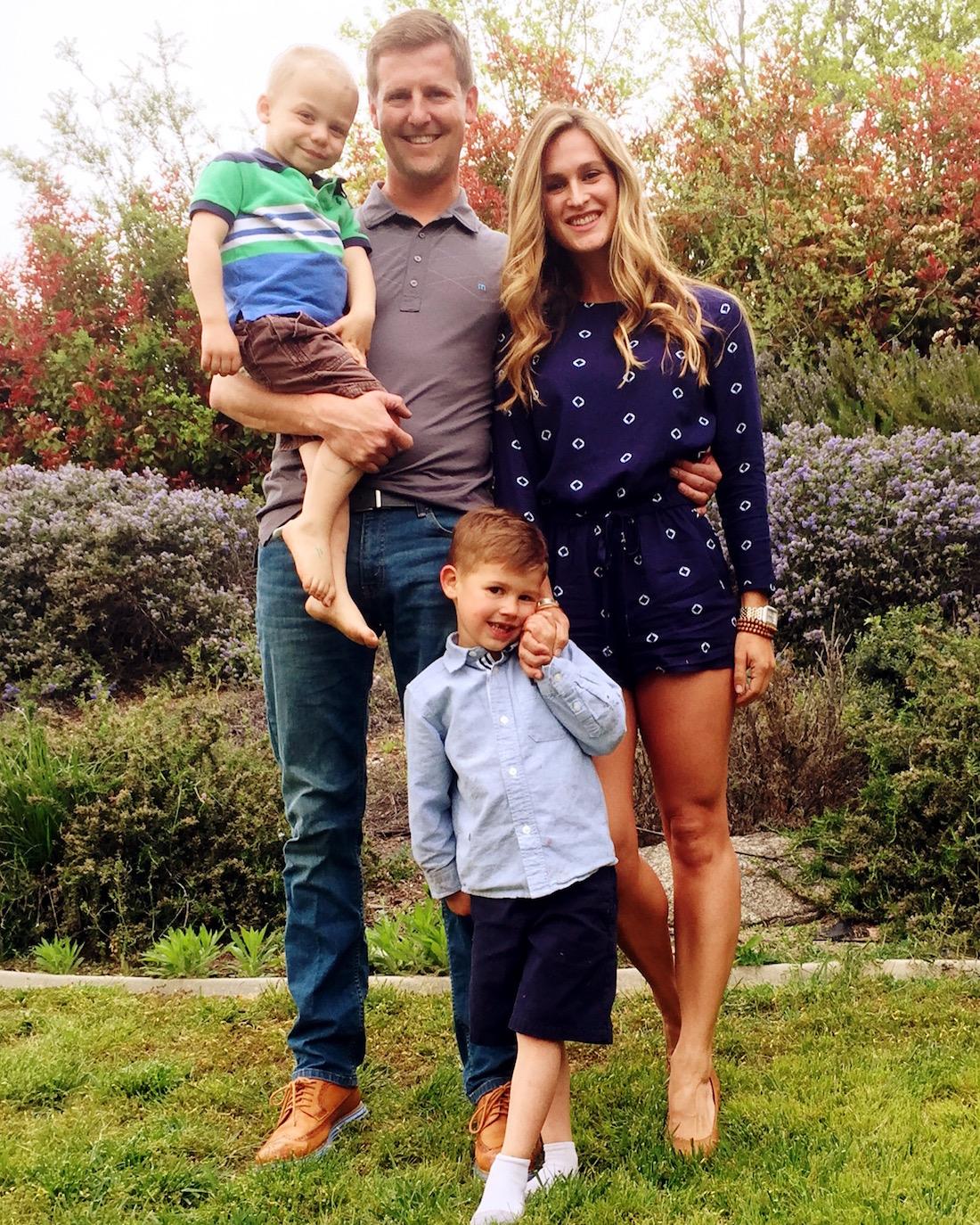 Anna Q. + Family