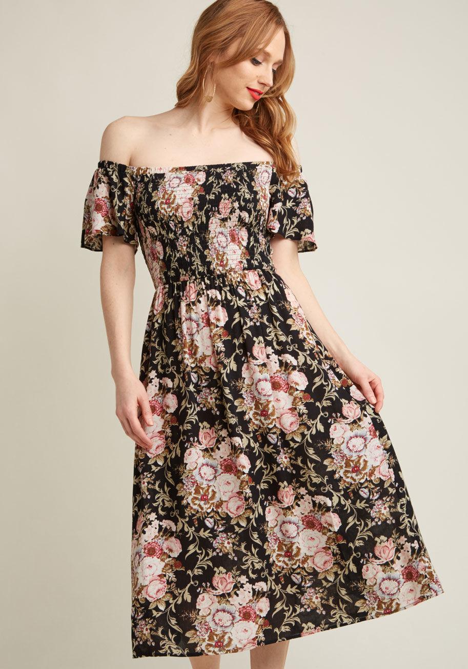 Ashlee: smocked dress