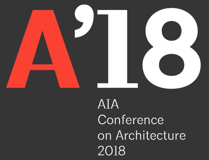AIA Convention 2018  June 21-23