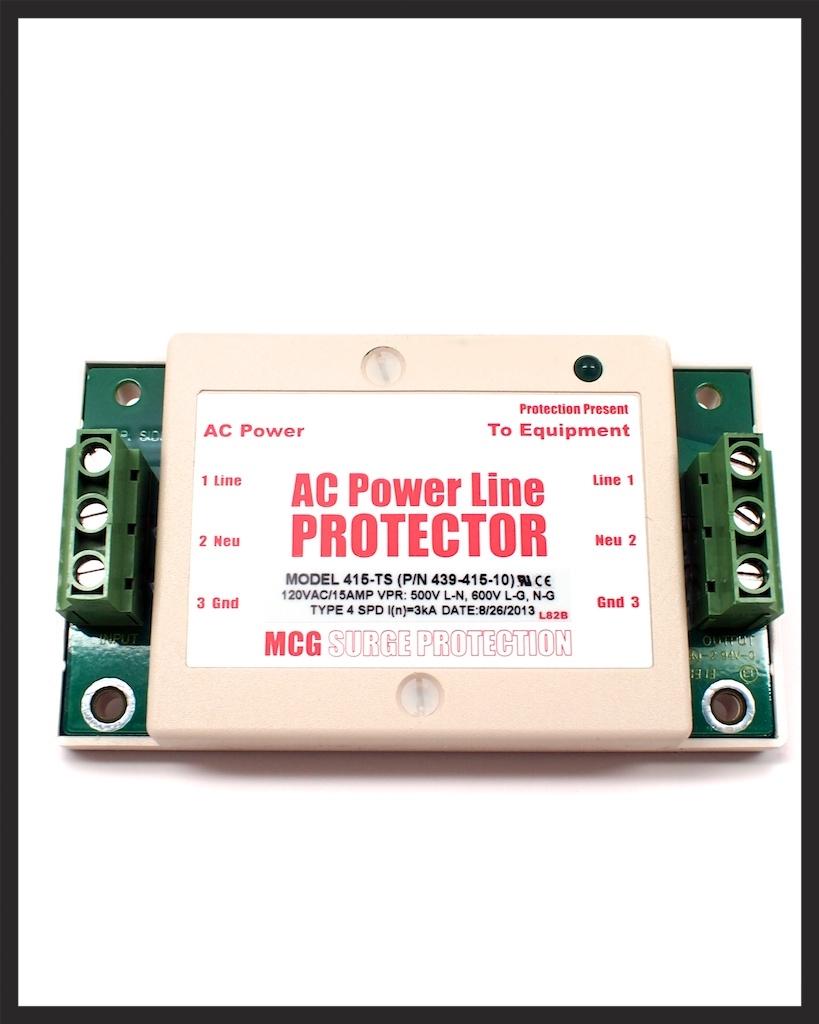 MCG 415 TS - OEM Protection