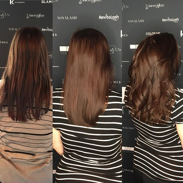 #beforeandafter @hairdreamsofficial  #laserbeamernano Get thicker or longer hair in an hour. #loveyourhair