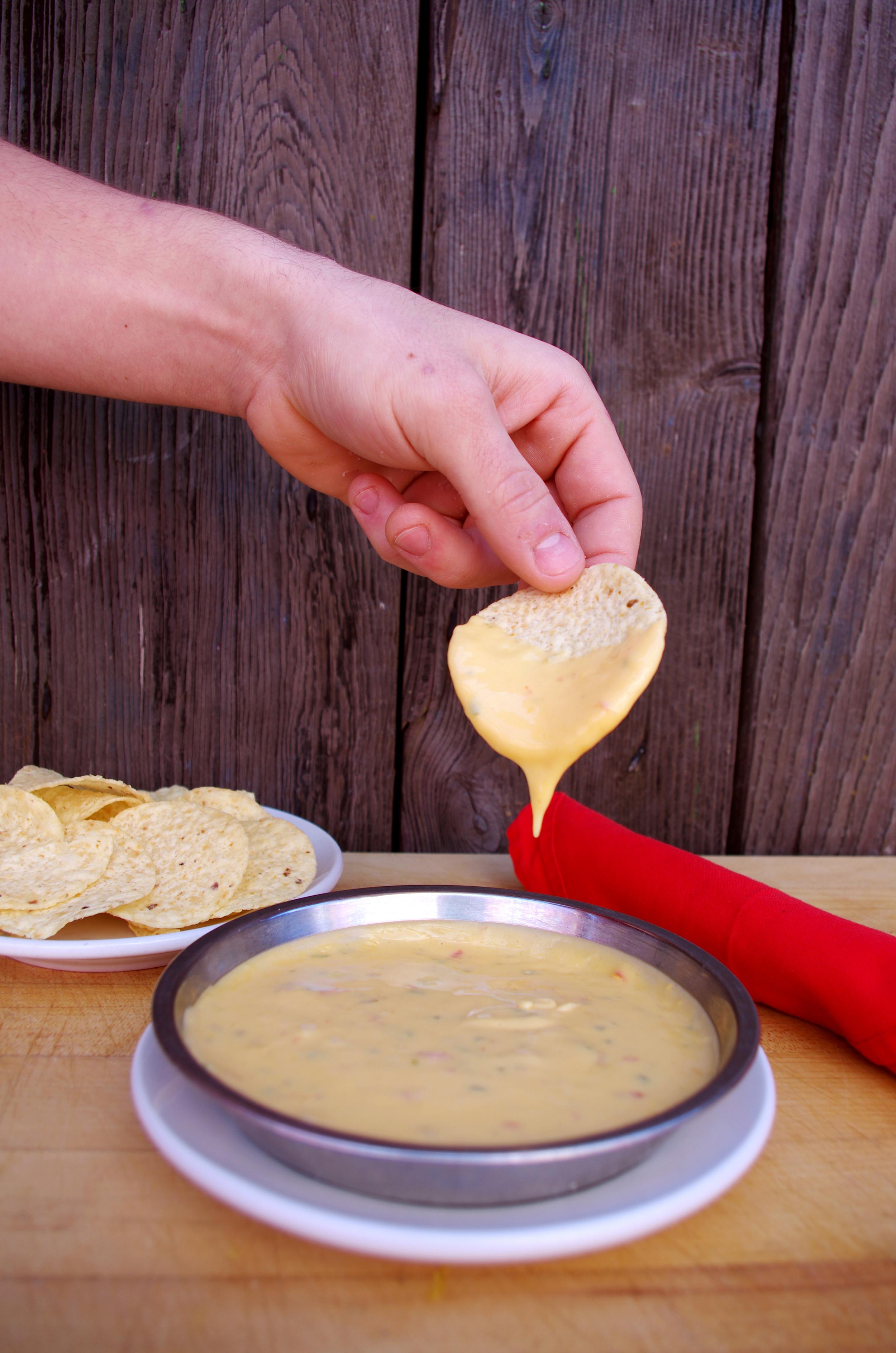 Crabmeat cheeze dip.