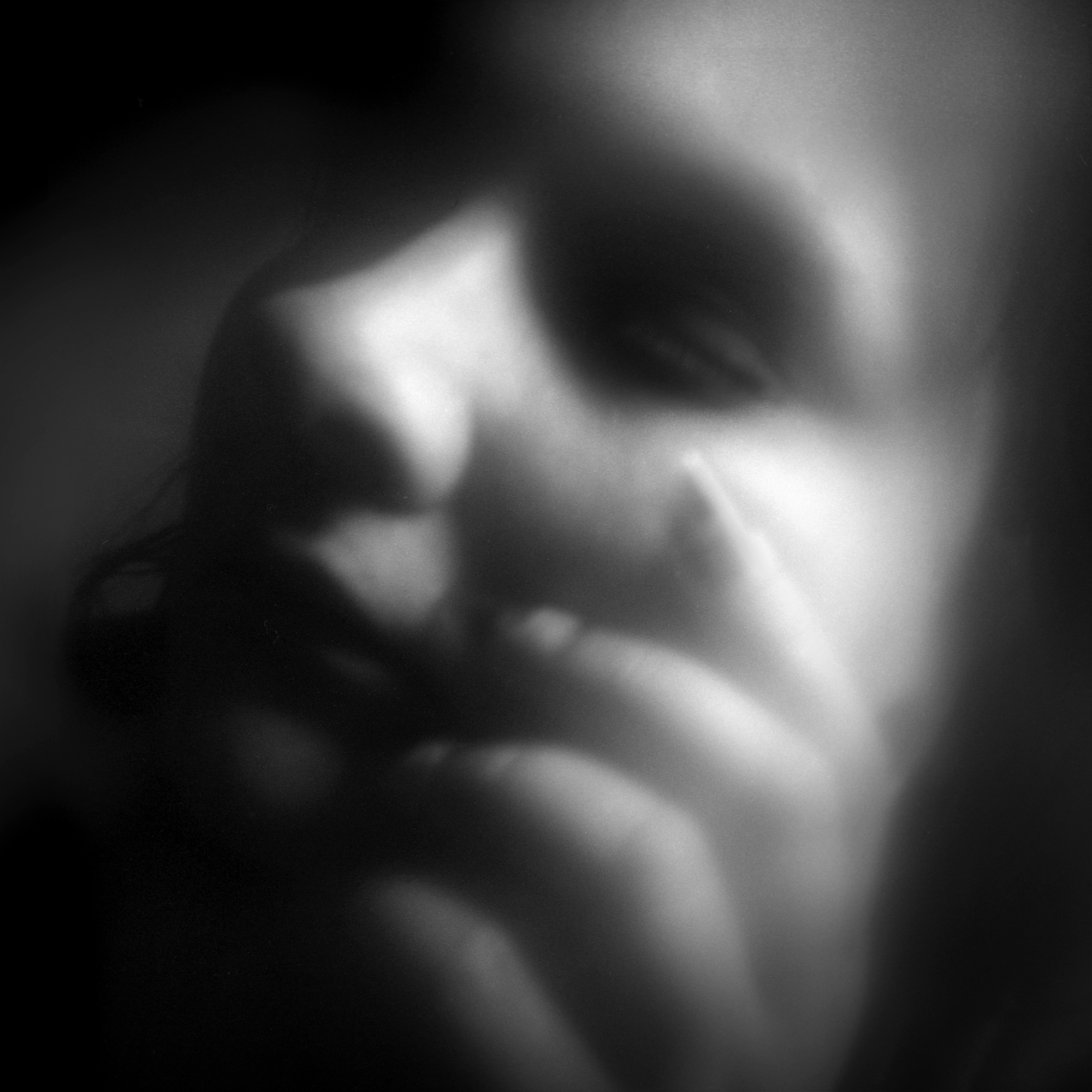 Karen Janas - Self portrait