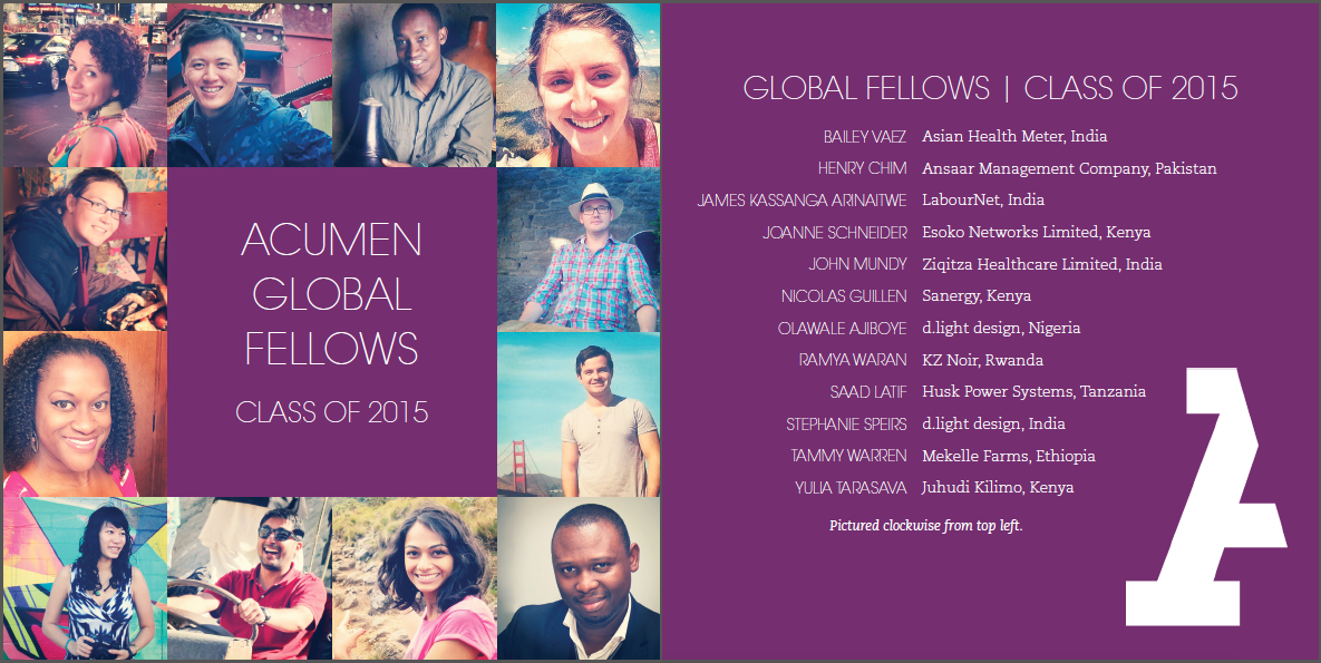 Fellows | Global Fellows Celebration 2014