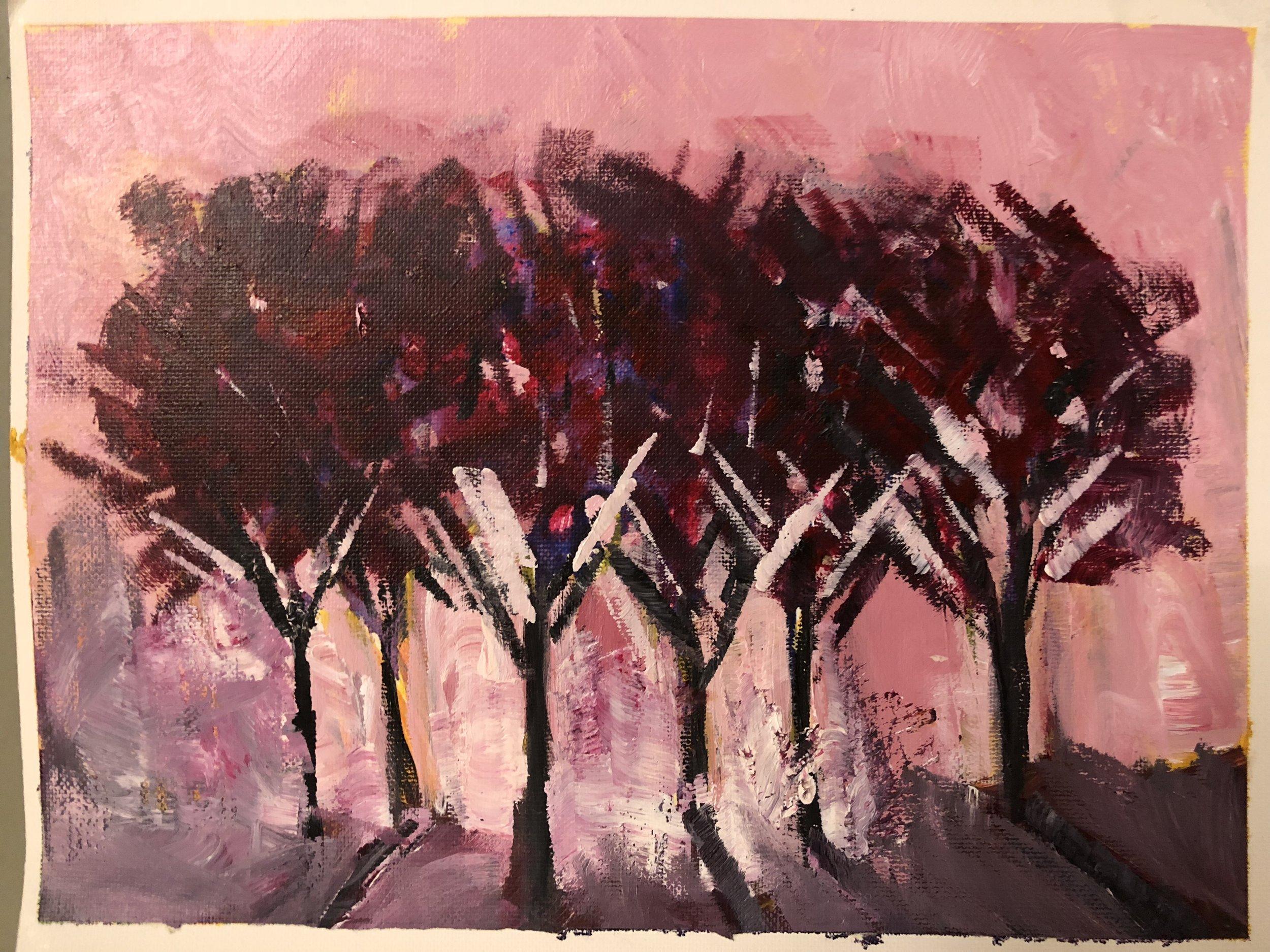 evening grove