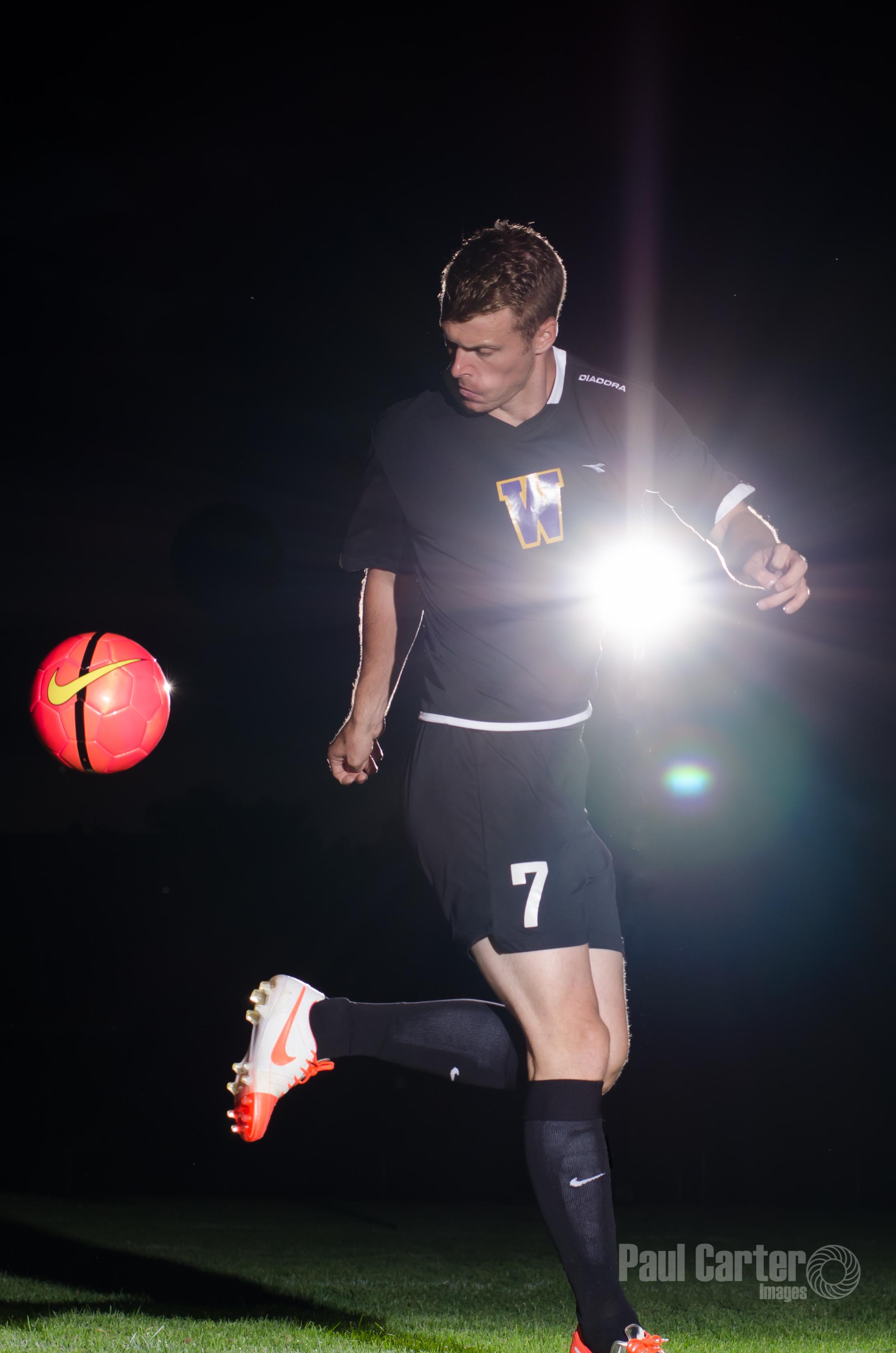 Soccer Portrait